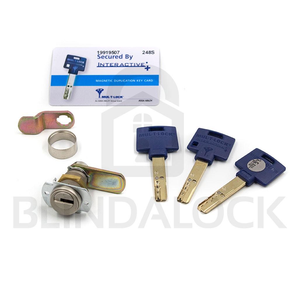 Cerradura CAM de Alta seguridad Mul-t-Lock INTERACTIVE+